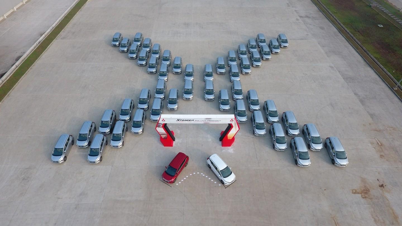 Mitsubishi Xpander Catat Rekor 100 Ribu Unit Dalam 18 Bulan