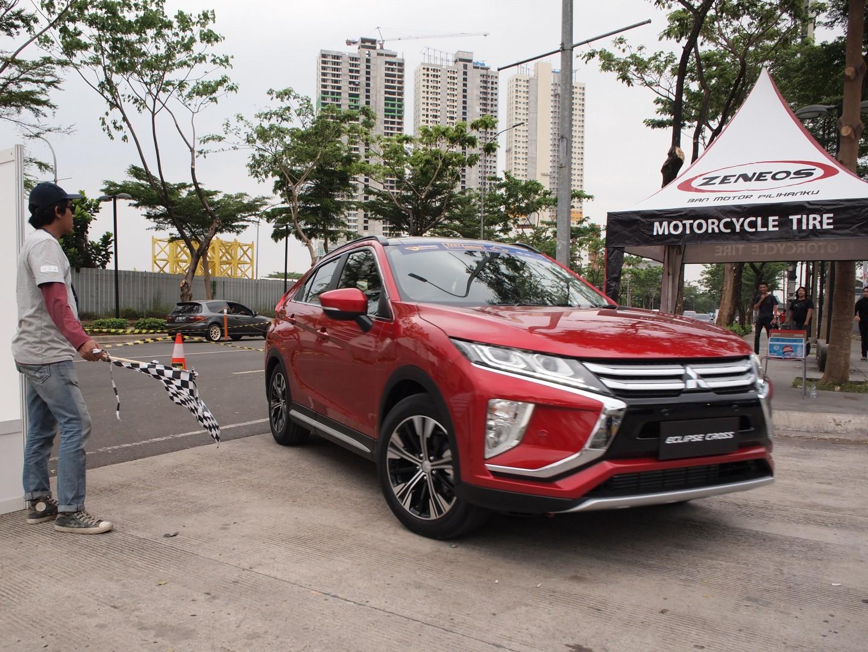 Bisa Test Drive Mobil Baru Mitsubishi Motors di GIIAS 2019