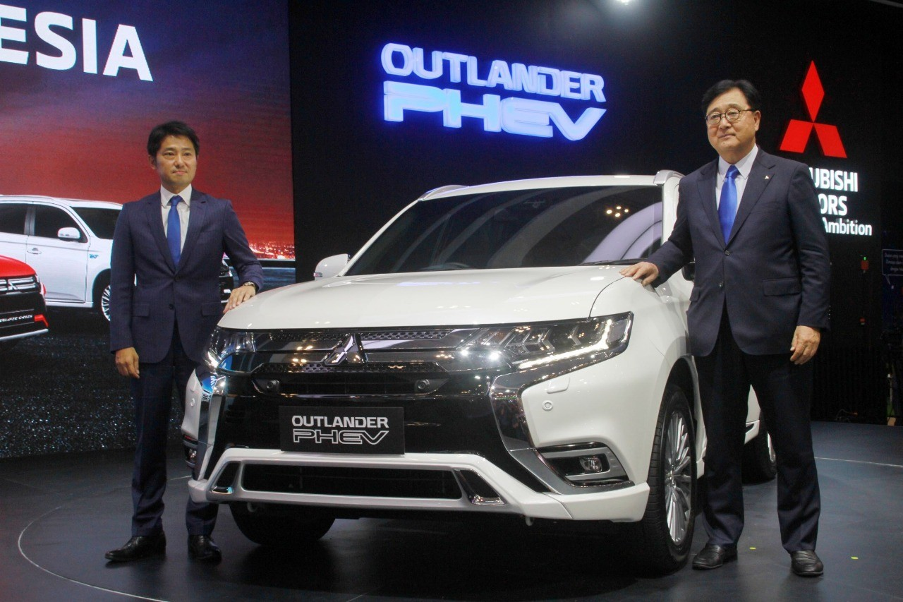 Line Up Mitsubishi Motors di GIIAS 2019