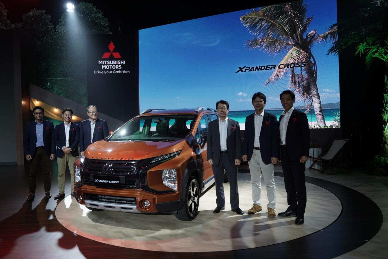 New Crossover MPV: Mitsubishi XPANDER CROSS Resmi Diluncurkan Pertama Kali di Indonesia