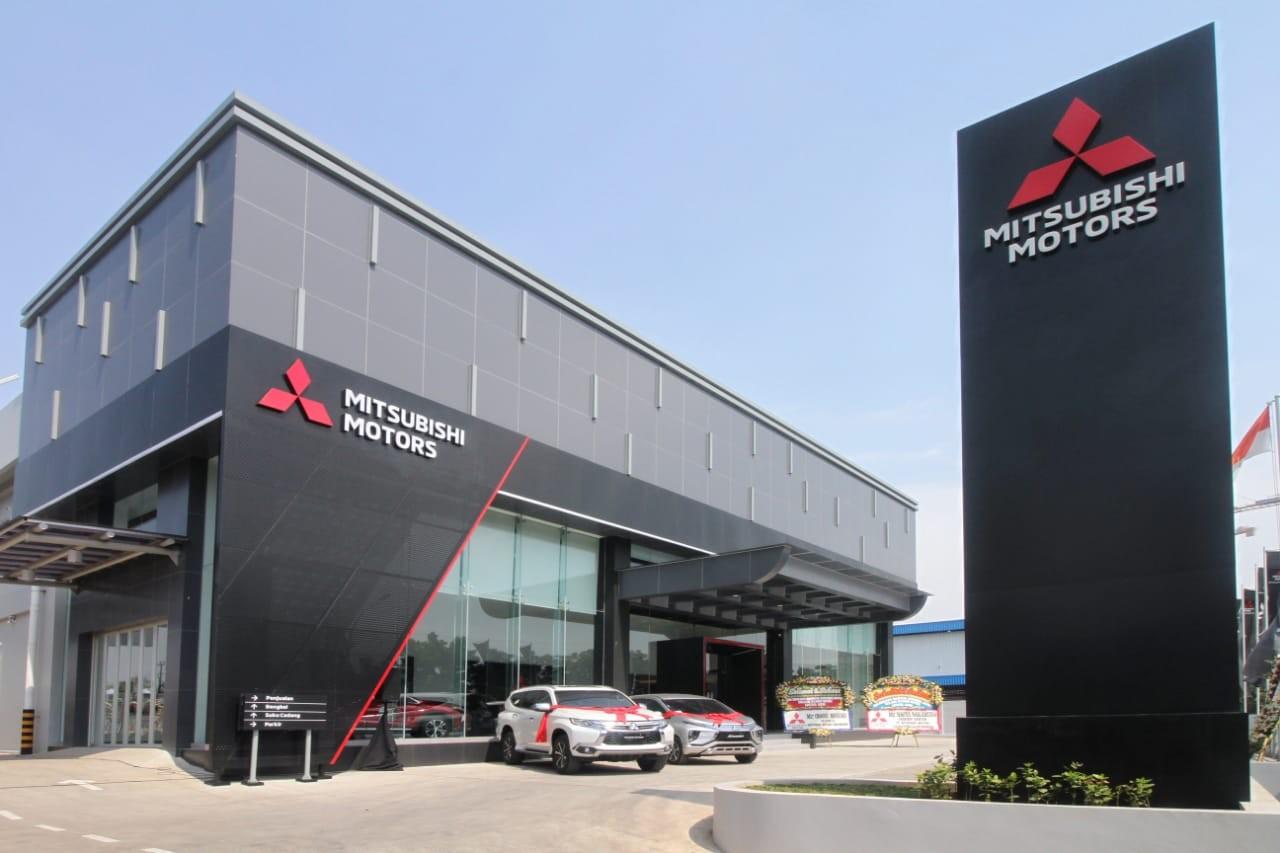 MMKSI Tunjang Layanan Penjualan dan Purnajual Lini Kendaraannya dengan Menambah Dealer di Lenteng Agung