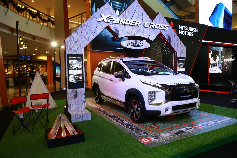 Xpander Cross Hadir di Kota-Kota di Seluruh Indonesia