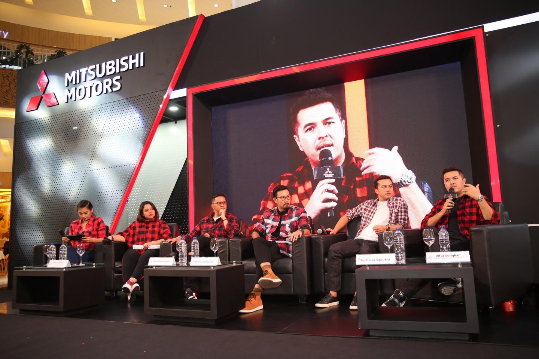 Mitsubishi Motors Persembahkan #AyoGasTerus Photo Story Competition untuk Capai Petualangan Impian
