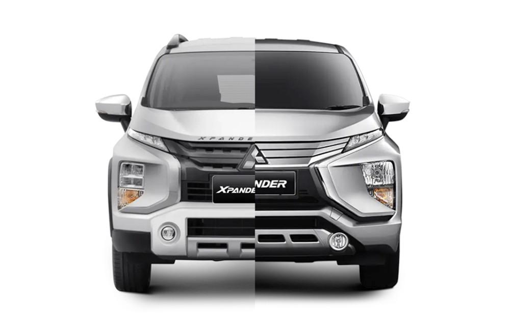 Ini Lima Perbedaan Mitsubishi Xpander Cross dengan Xpander