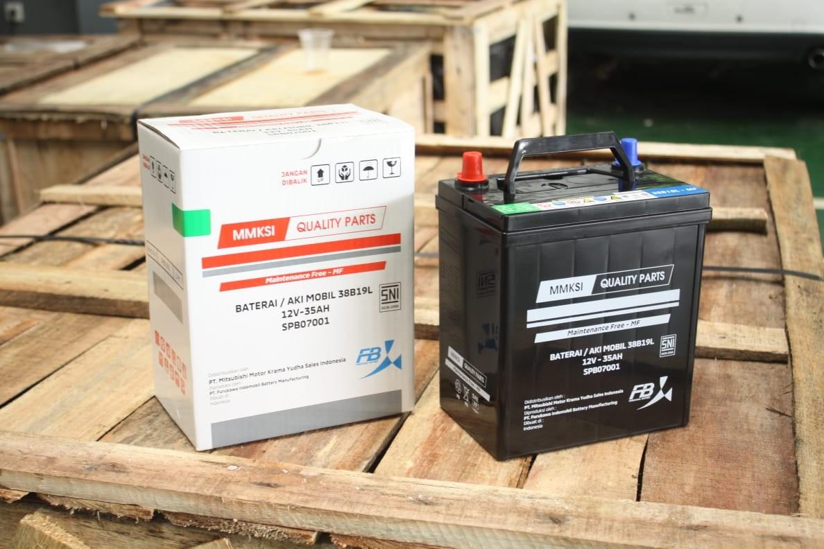 MMKSI Genuine Battery Kini Tersedia di Dealer Resmi