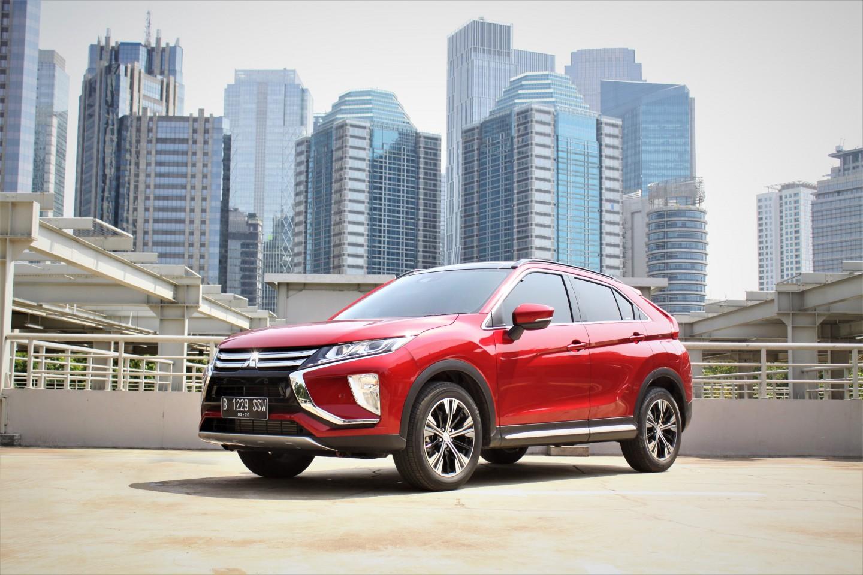 Mitsubishi Eclipse Cross: Beragam Fitur Canggih Dalam Sebuah SUV Modern