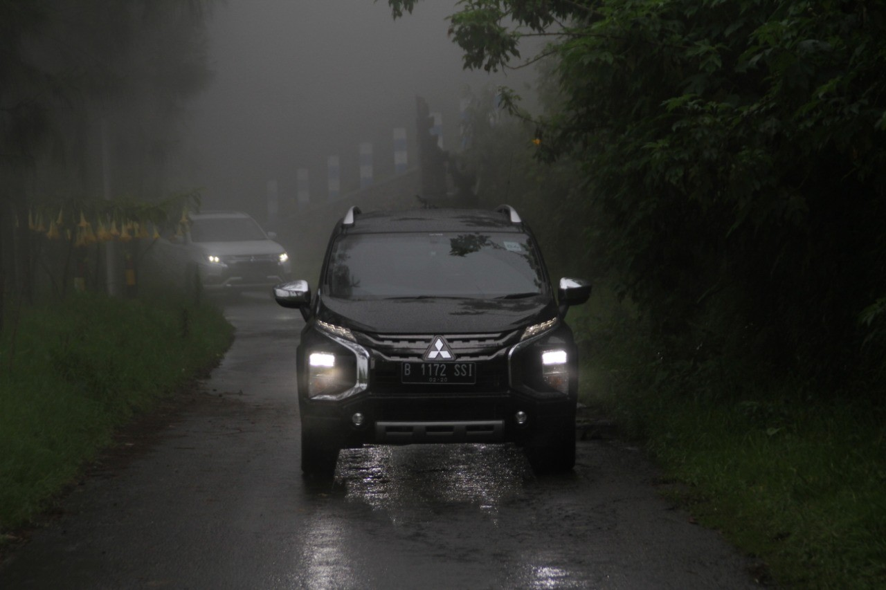 Mitsubishi Xpander Cross Nyaman Diajak Bertualang Menjelajah Timur Pulau Jawa