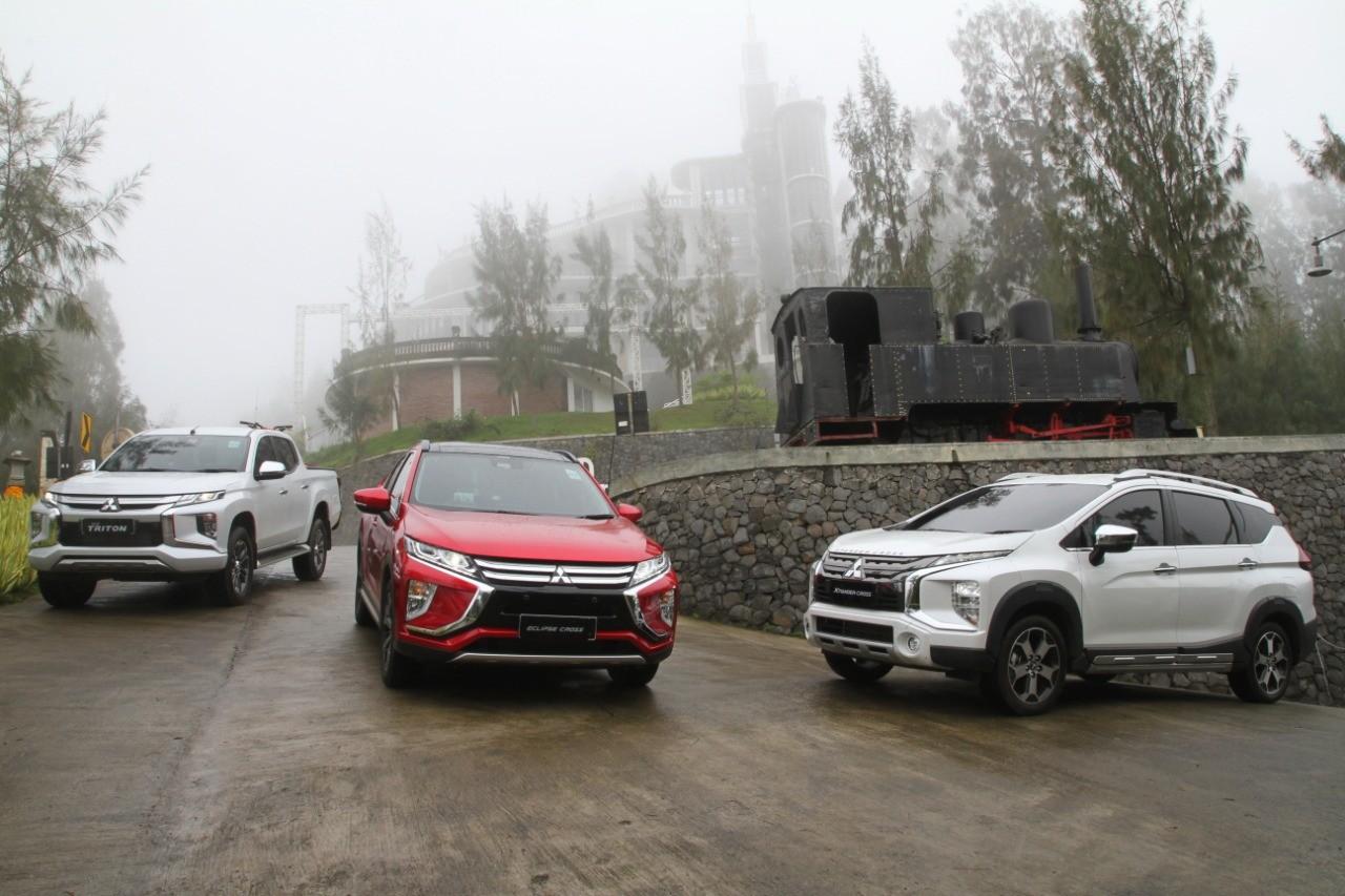 Mitsubishi Buktikan Ketangguhan Produk Terbarunya Menjelajah Jawa Timur