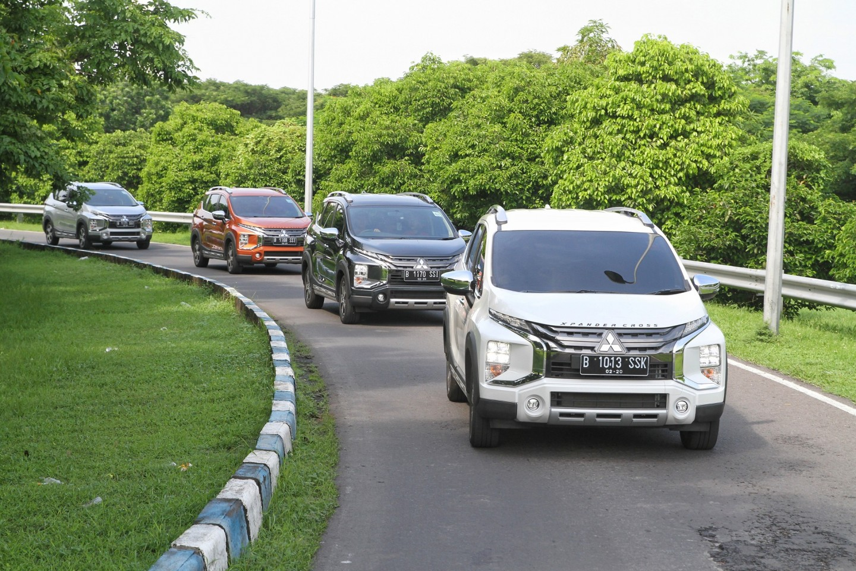 Mitsubishi Motors Ajak Jurnalis Jelajah Jawa Timur Lewat #AyoGasTerus Media Adventure 2020