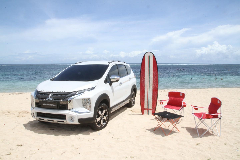 Mitsubishi Ajak Jurnalis Jelajah Daerah Selatan Bali di #AyoGasTerus Media Adventure 2020