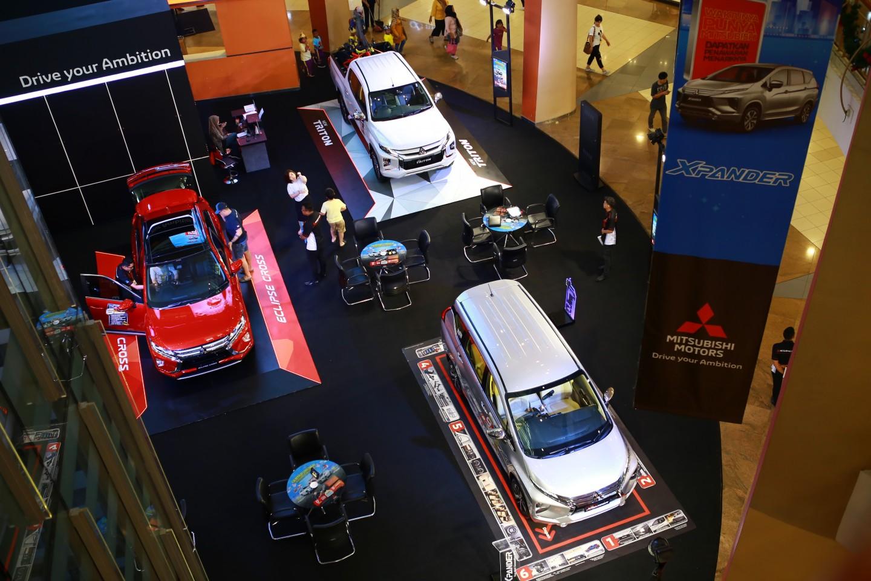 Mau Beli Mobil Baru? Ini Jadwal Pameran Mitsubishi Maret 2020