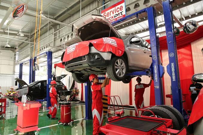 Kampanye Perbaikan Mitsubishi Lancer EX, Outlander Sport dan Delica di Indonesia