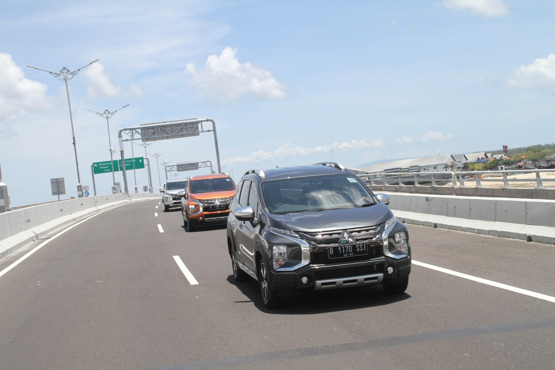 Bertualang di Pulau Dewata dengan Jajaran Produk Terbaru Mitsubishi Motors