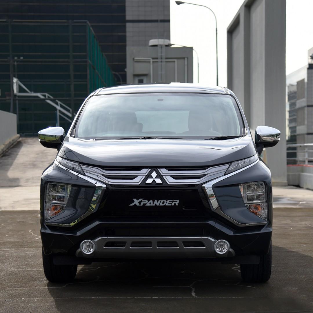 Mitsubishi XPANDER Kembali Raih Predikat Small-MPV Terbaik di Ajang Otomotif Award