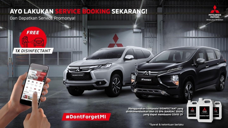 """MMKSI Dorong Konsumen untuk Menjaga Kebersihan Kendaraan Melalui """"Disinfectant Campaign"""""""
