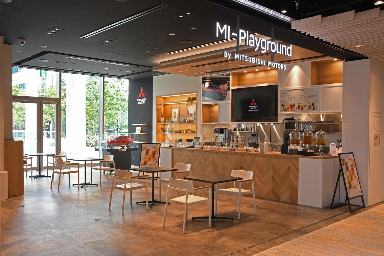 """MI-Playground"" Showroom Baru Kantor Pusat Mitsubishi Motors di Tokyo"