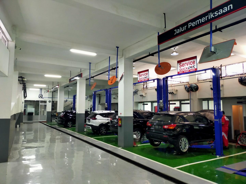 Mitsubishi Motors Resmikan Dealer serta Fasilitas Bodi dan Cat untuk Masyarakat Jawa Timur