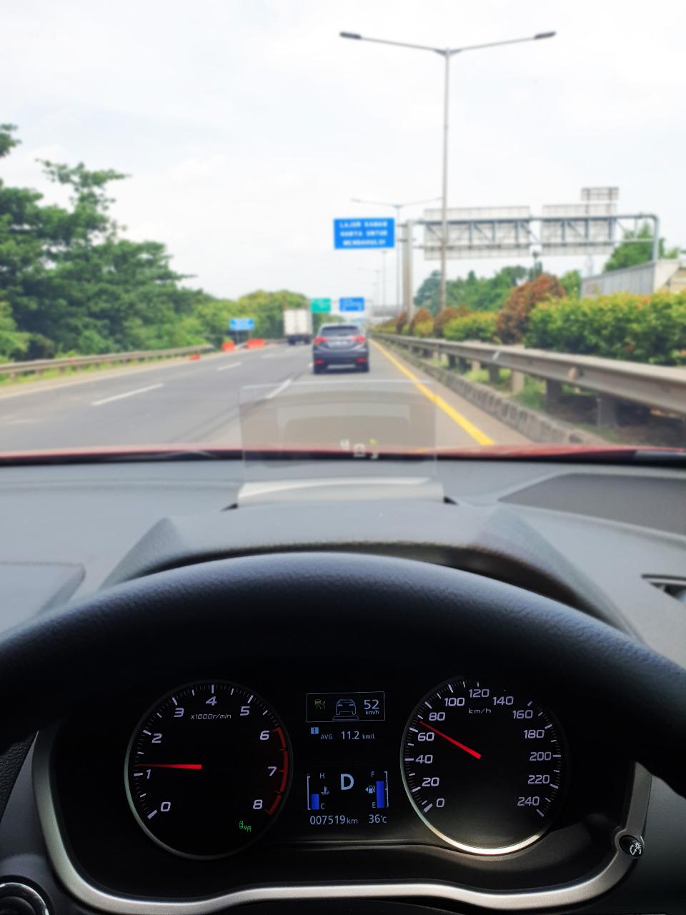 Keunggulan dari Adaptive Cruise Control di Mobil Mitsubishi