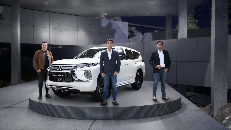 MMKSI Luncurkan New Pajero Sport Untuk Pasar Indonesia