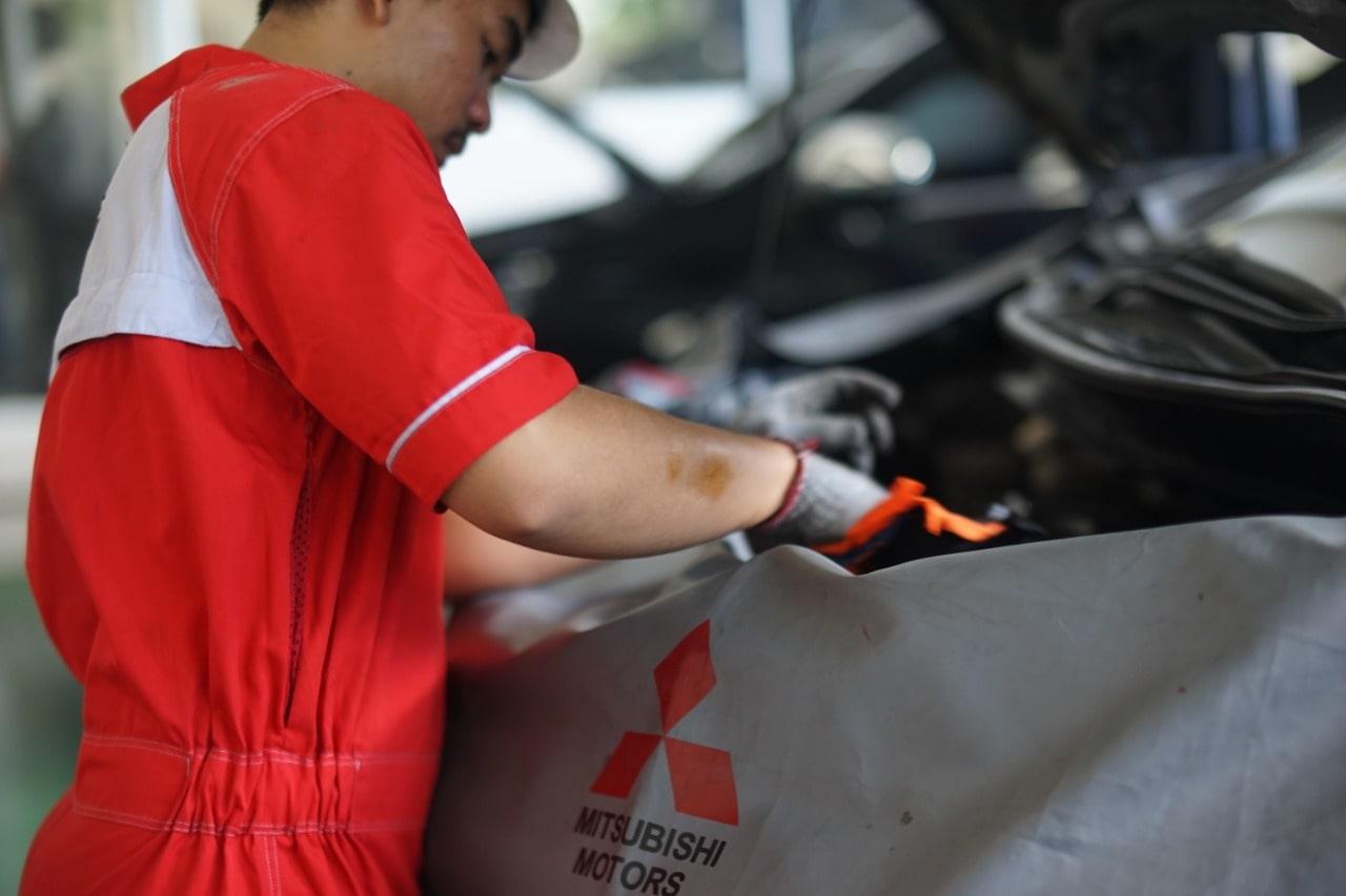 Jaga Kondisi Kendaraan Dengan Perawatan Rutin dan Uji Emisi di Bengkel Mitsubishi Motors