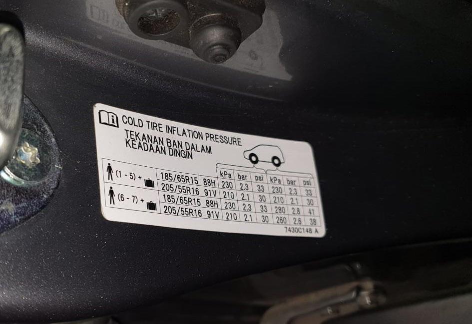 Pentingnya Tekanan Angin Sesuai Rekomendasi Pabrikan, Berapa Tekanan yang Pas?