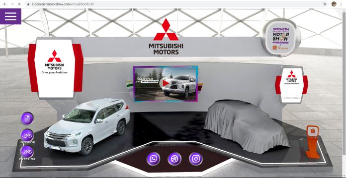 Partisipasi Mitsubishi Motors di Ajang IIMS Virtual 2021