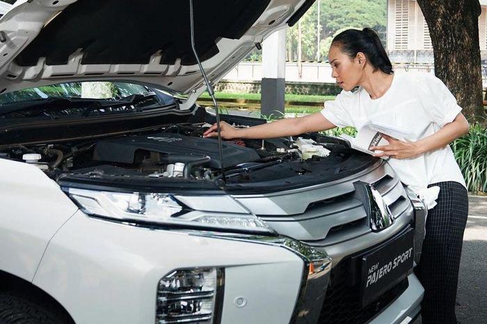 Perawatan Mobil yang Bisa Dilakukan Sendiri oleh Perempuan