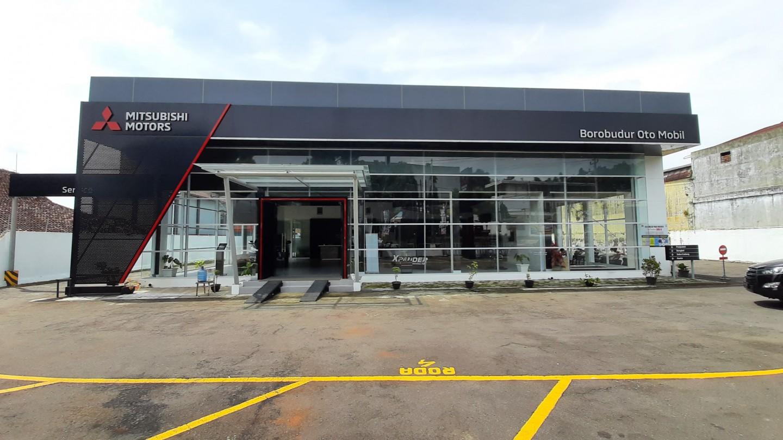 MMKSI Resmikan Diler Mitsubishi Motors Pertama di Wonosobo