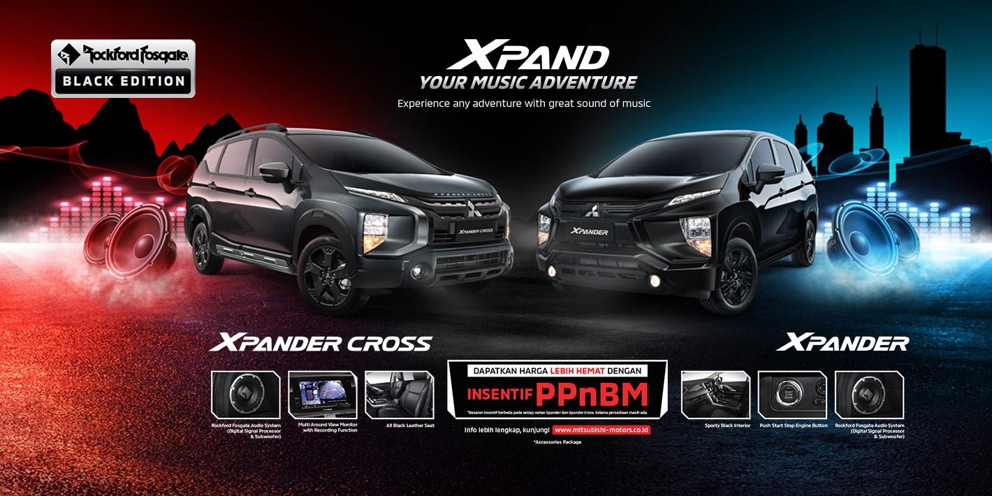 MMKSI Kembali Luncurkan Edisi Spesial Untuk Xpander dan Xpander Cross