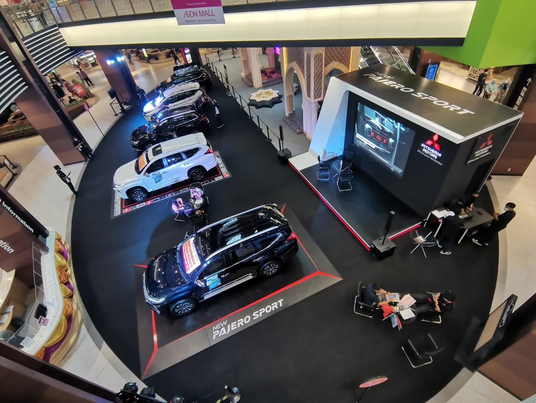 JADWAL PAMERAN MITSUBISHI MOTORS JUNI 2021