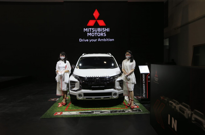 Xpander dan Xpander Cross Tetap Menjadi Model Favorit Pilihan Keluarga Indonesia