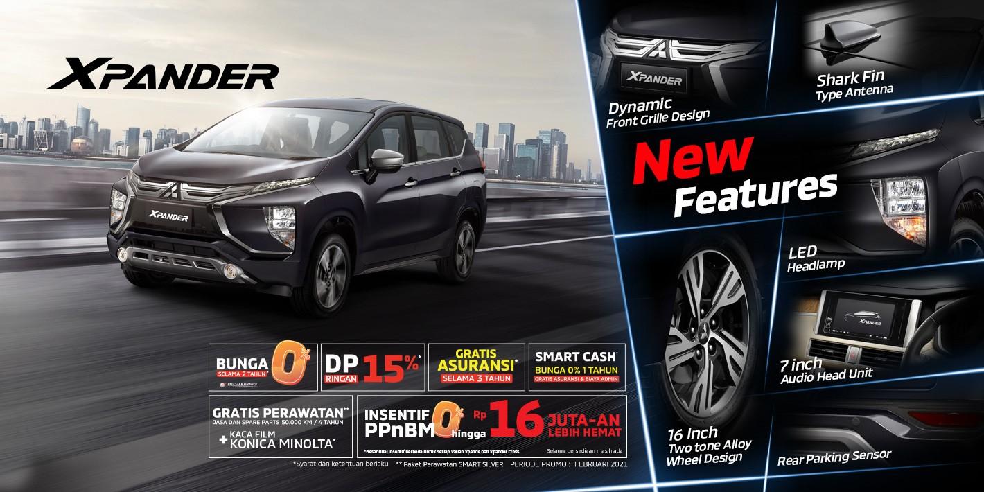 Program Penjualan Menarik Mitsubishi Motors Juli 2021