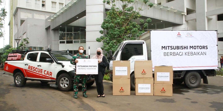 MMKSI Kembali Berikan Dukungan Kemanusiaan Bagi Tenaga Kesehatan dan Anak-Anak
