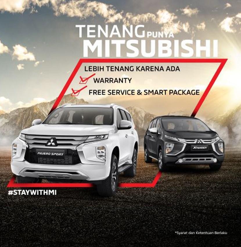 #STAYWITHMI Slogan Layanan Purna Jual Mitsubishi Motors, MMKSI Berikan Kenyamanan Selama PPKM Untuk Pemilik Kendaraan