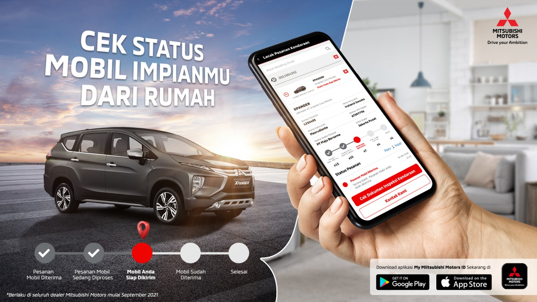 Optimalkan Fungsi Digital, MMKSI Mungkinkan Konsumen Monitor Proses Pemesanan dan Aktivasi Garansi Kendaraan Via Smartphone