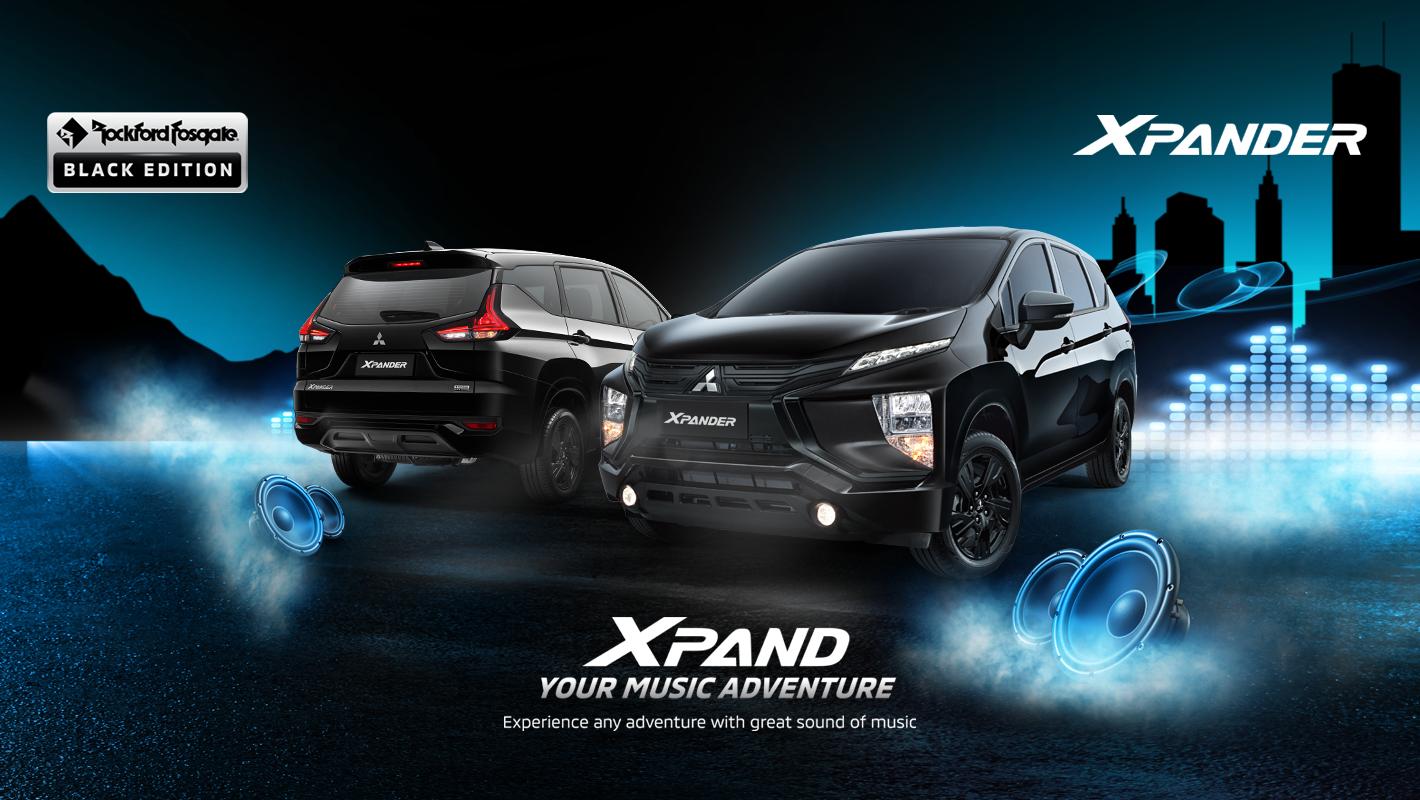 Xpander RF Black Edition