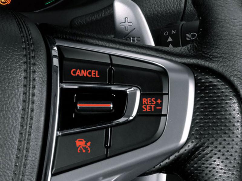 ACC - Adaptive Cruise Control