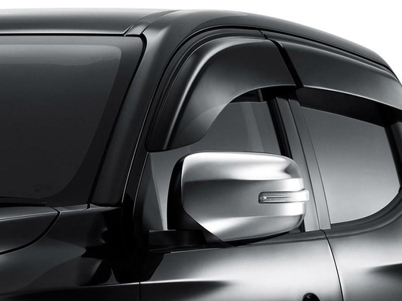 Side Window Deflector