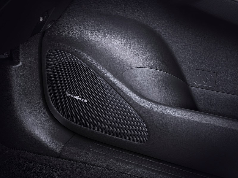 Front Speakers Rockford Fosgate Audio System