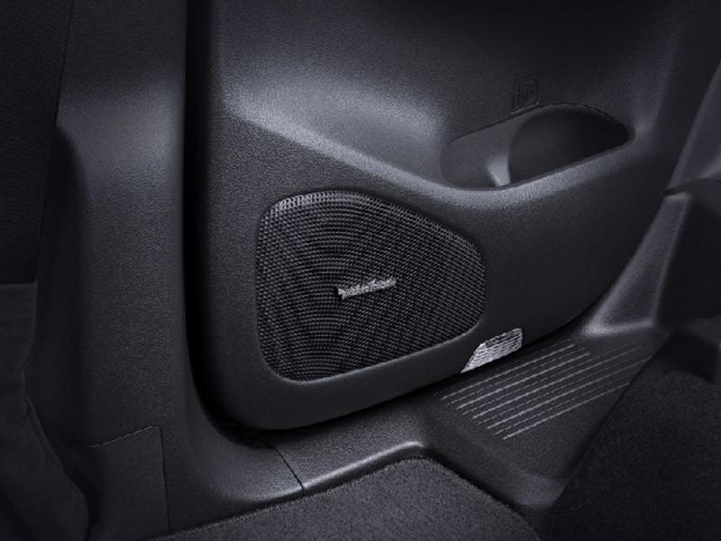 Passenger Speakers Rockford Fosgate Audio System