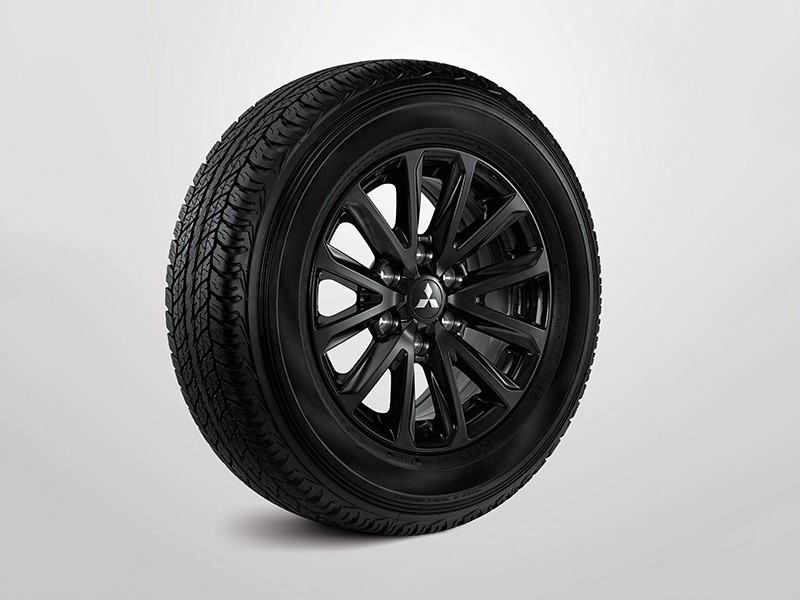Aggresive Alloy Wheel