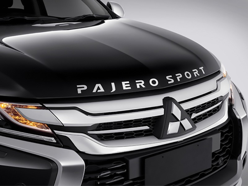 Premium Engine Hood Emblem