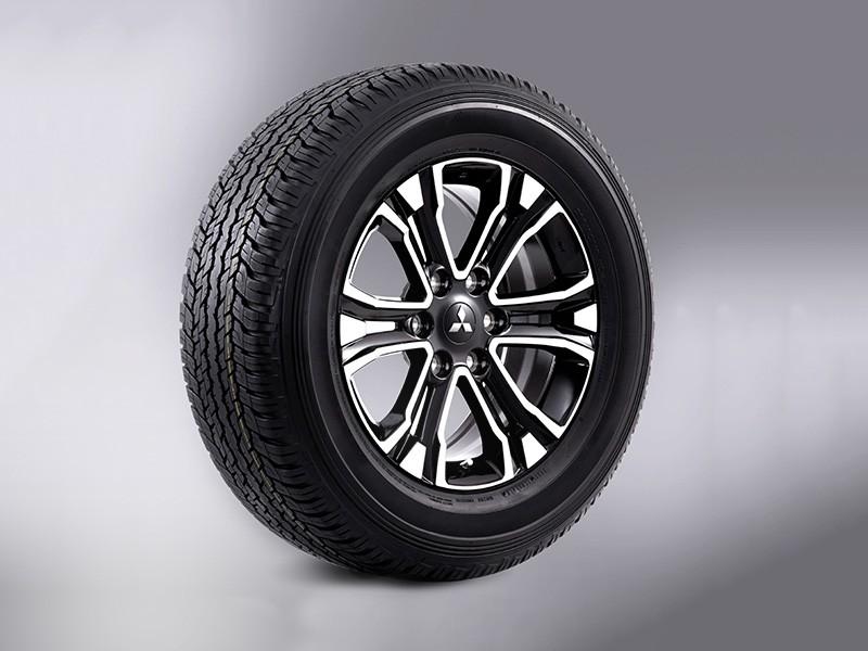 Special Design 18-Inch Alloy Wheel
