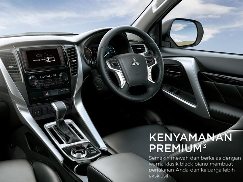 Kenyamanan Premium