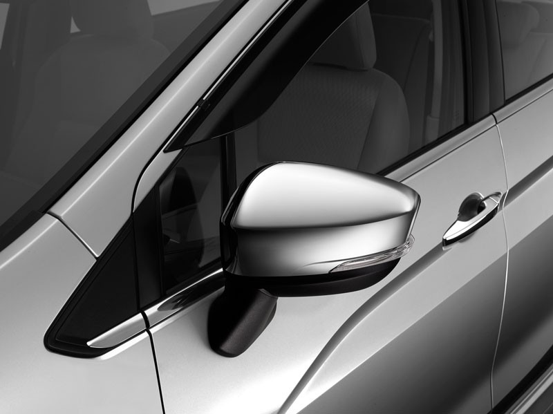 DOOR MIRROR CHROME COVER