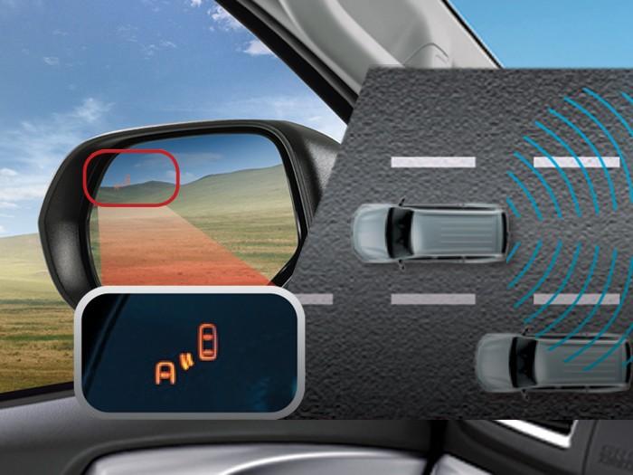 Sensor Kendaraan Tak Terlihat
