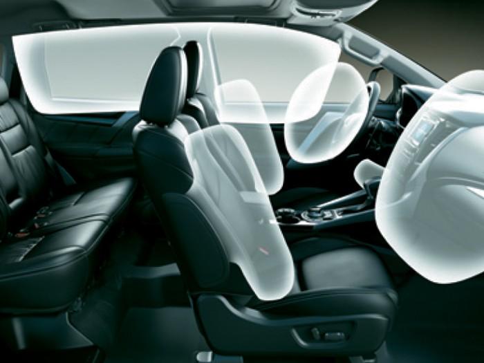 Airbag 7 Titik
