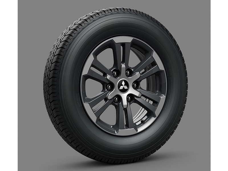 "17"" Alloy Wheels (EXceed)"