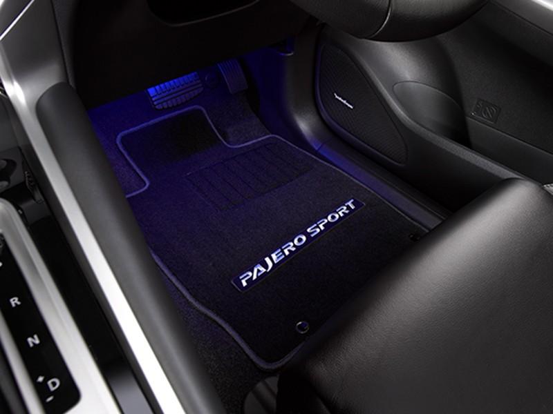 Special Floor Mat