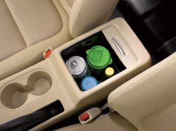 Front Console Box